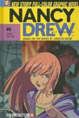 Cover image for Nancy Drew, girl detective. #8, Global warning