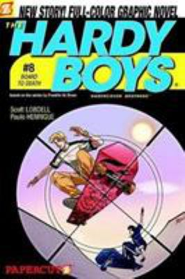 Cover image for The Hardy boys, undercover brothers. #8, Board to death