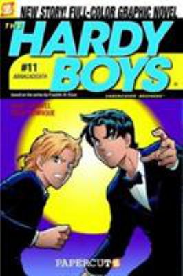 Cover image for The Hardy boys, undercover brothers. #11, Abracadeath