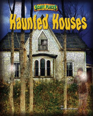Cover image for Haunted houses