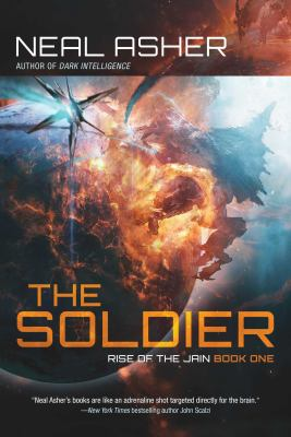 Cover image for The soldier