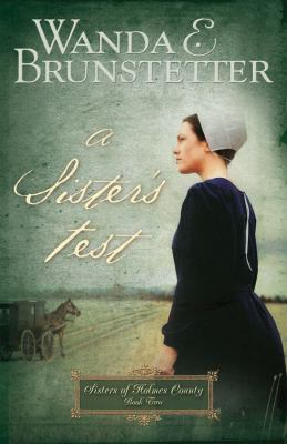 Cover image for A sister's test