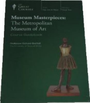 Cover image for Museum masterpieces the Metropolitan Museum of Art