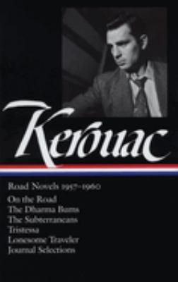 Cover image for Road novels, 1957-1960