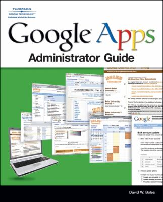 Cover image for Google apps administrator guide