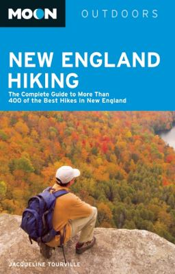 Cover image for New England hiking