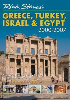 Cover image for Rick Steves' Europe. Greece, Turkey, Israel & Egypt