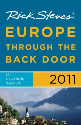 Cover image for Rick Steves' Europe through the back door 2011
