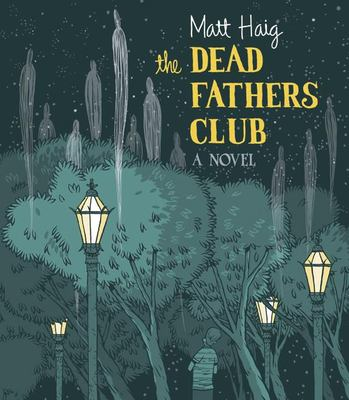 Cover image for The dead fathers club