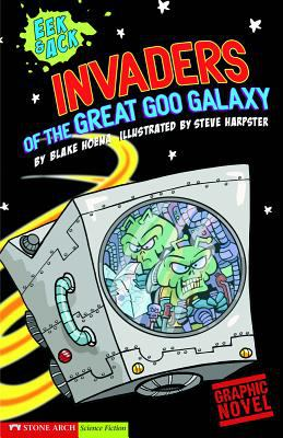 Cover image for Eek & Ack, invaders from the Great Goo Galaxy