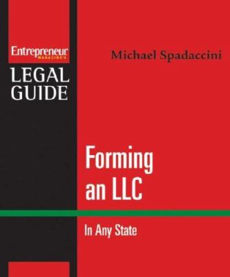 Cover image for Forming an LLC : in any state