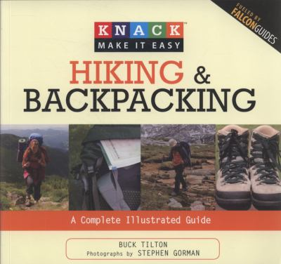 Cover image for Hiking & backpacking : a complete illustrated guide