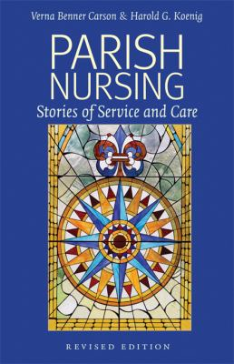 Cover image for Parish nursing : stories of service and care