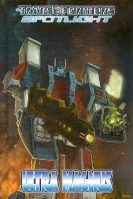 Cover image for Ultra Magnus