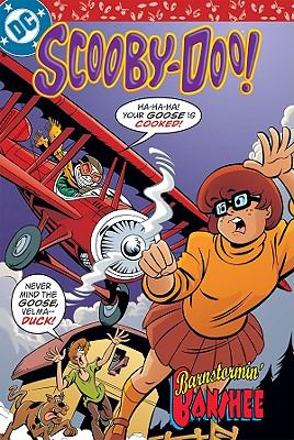 Cover image for Scooby-Doo!. Barnstormin' banshee