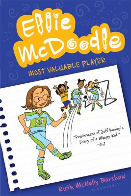 Cover image for Ellie McDoodle : most valuable player