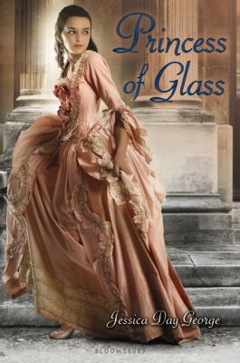Cover image for Princess of glass