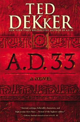 Cover image for A.D. 33 : a novel