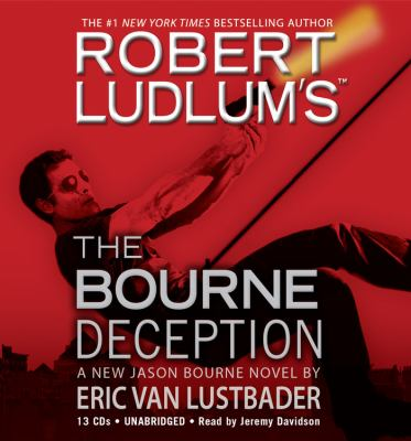 Cover image for Robert Ludlum's the Bourne deception