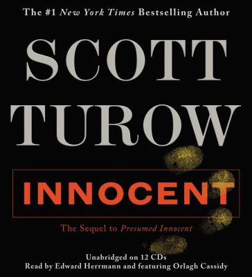 Cover image for Innocent