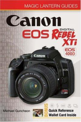 Cover image for Canon Eos Rebel XTI : Eos 400D