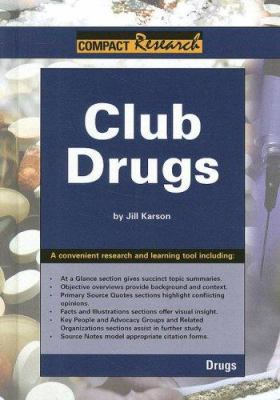 Cover image for Club drugs