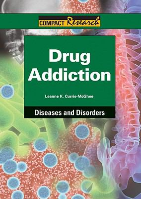 Cover image for Drug addiction