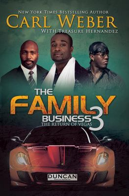 Cover image for The family business. 3