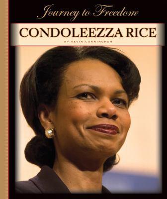 Cover image for Condoleezza Rice