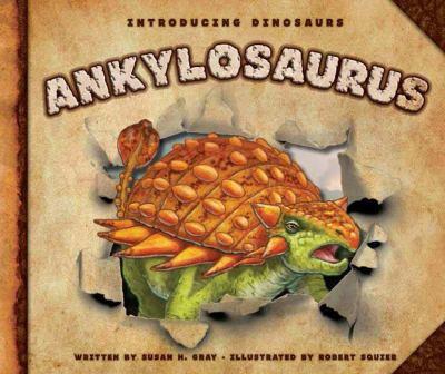 Cover image for Ankylosaurus