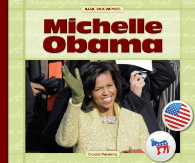 Cover image for Michelle Obama