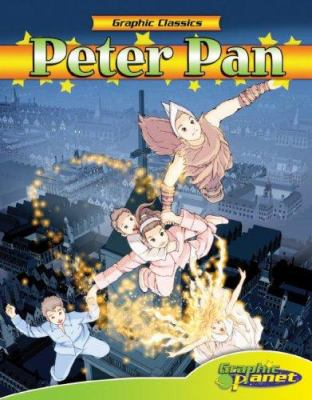Cover image for J. M. Barrie's Peter Pan