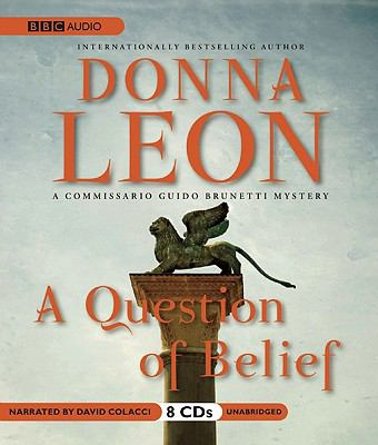 Cover image for A question of belief