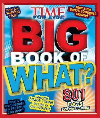 Cover image for Big book of what?