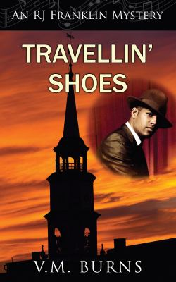 Cover image for Travellin' shoes : an RJ Franklin mystery