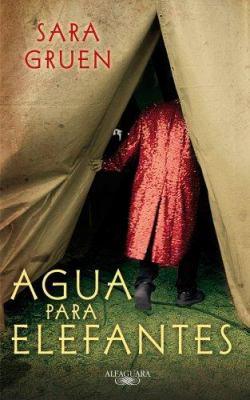 Cover image for Agua para elefantes