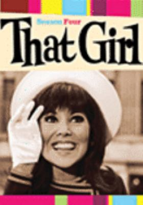 Cover image for That girl. Season 4