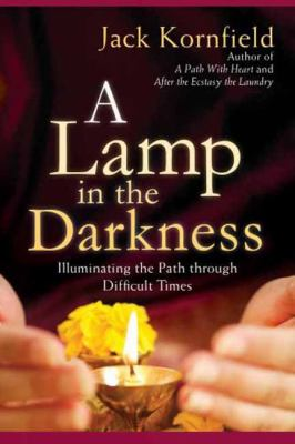 Cover image for A lamp in the darkness : illuminating the path through difficult times