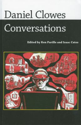 Cover image for Daniel Clowes : conversations