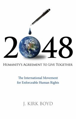 Cover image for 2048 : humanity's agreement to live together