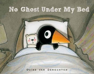 Cover image for No ghost under my bed