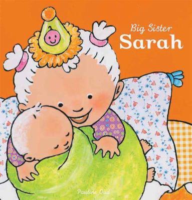 Cover image for Big sister Sarah