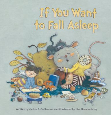 Cover image for If you want to fall asleep