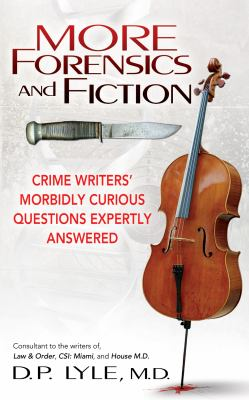 Cover image for More forensics and fiction