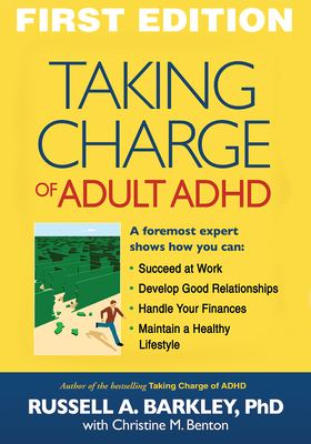 Cover image for Taking charge of adult ADHD