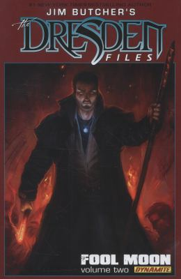 Cover image for Jim Butcher's the Dresden files. Fool moon. Volume two