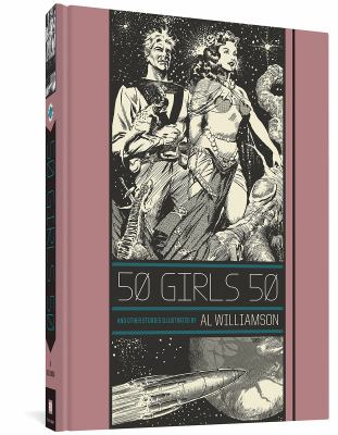 Cover image for 50 girls 50 : and other stories