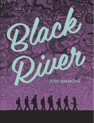 Cover image for Black river
