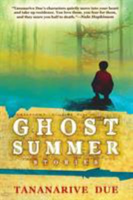 Cover image for Ghost summer : stories