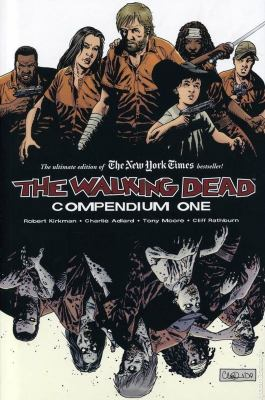Cover image for The walking dead compendium one